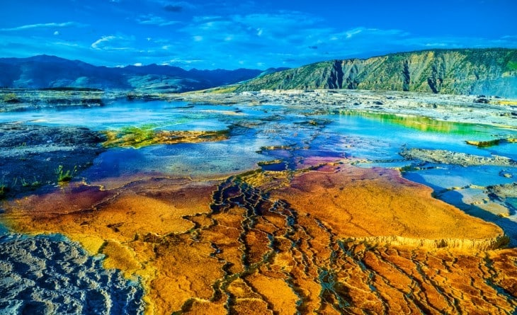 Explore The Geological Wonderland Of Yellowstone National Park