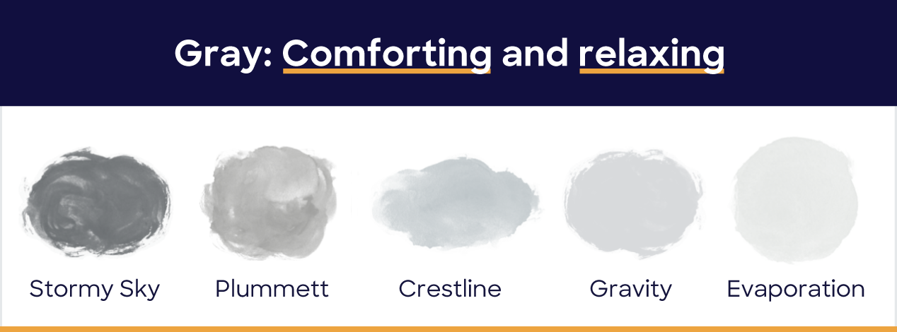 Home.fit 06-gray-swatches How to Use Colour Psychology to Create a Zen Living Space